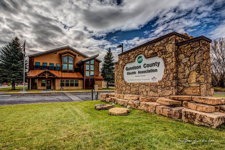 Gunnison County Electric Association 18,000 sq ft Exterior & Interior Expansion