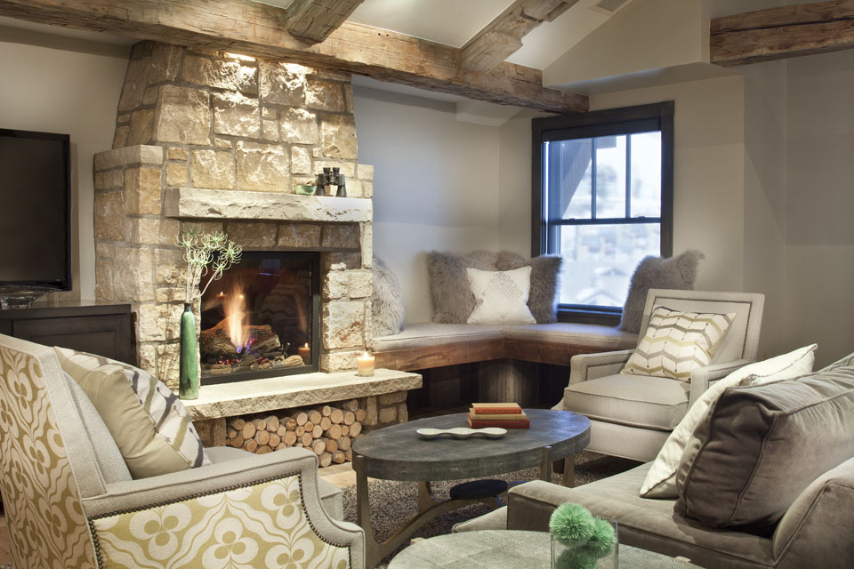 Lodge at Mountaineer Square Slopeside Penthouse