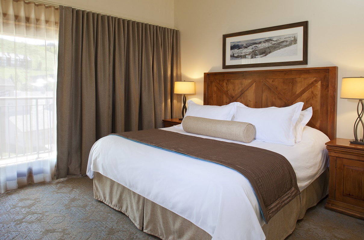 The Lodge at Mountaineer Square, Interior Guest Room Refresh Program, Mt. Crested Butte, CO